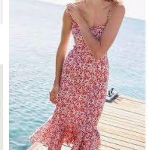 J.Crew summer sun dress